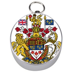 Canada Coat Of Arms  Silver Compasses by abbeyz71