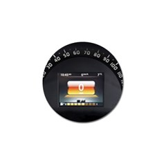 Interior Car Vehicle Auto Golf Ball Marker (4 Pack) by Nexatart