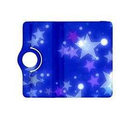 Star Bokeh Background Scrapbook Kindle Fire Hdx 8 9  Flip 360 Case by Nexatart