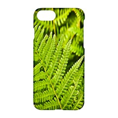 Fern Nature Green Plant Apple Iphone 7 Hardshell Case by Nexatart