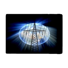 Energy Revolution Current Ipad Mini 2 Flip Cases by Nexatart