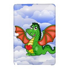 Dragon Heart Kids Love Cute Samsung Galaxy Tab Pro 12.2 Hardshell Case by Nexatart