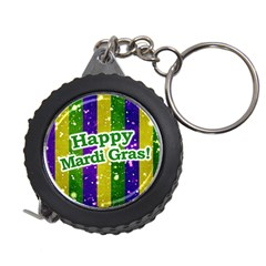 Happy Mardi Gras Poster Measuring Tapes by dflcprints