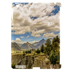 Valley And Andes Range Mountains Latacunga Ecuador Apple Ipad 3/4 Hardshell Case (compatible With Smart Cover) by dflcprints