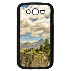 Valley And Andes Range Mountains Latacunga Ecuador Samsung Galaxy Grand Duos I9082 Case (black) by dflcprints