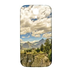 Valley And Andes Range Mountains Latacunga Ecuador Samsung Galaxy S4 I9500/i9505  Hardshell Back Case by dflcprints