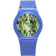 Flectar Round Plastic Sport Watch (s) by Nexatart