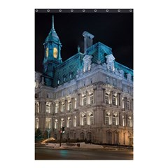 Montreal Quebec Canada Building Shower Curtain 48  X 72  (small)  by Nexatart