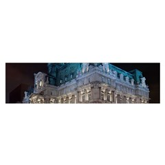 Montreal Quebec Canada Building Satin Scarf (oblong) by Nexatart