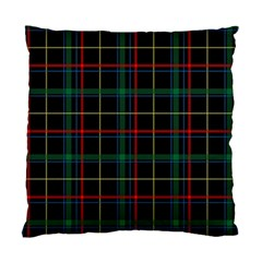 Plaid Tartan Checks Pattern Standard Cushion Case (two Sides) by Nexatart