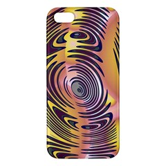 Ethnic Tribal Pattern Apple Iphone 5 Premium Hardshell Case by Nexatart