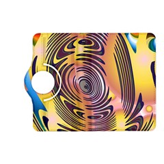 Ethnic Tribal Pattern Kindle Fire Hd (2013) Flip 360 Case by Nexatart