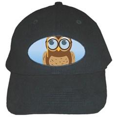 Read Owl Book Owl Glasses Read Black Cap by Nexatart