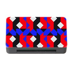 Pattern Abstract Artwork Memory Card Reader With Cf by Nexatart