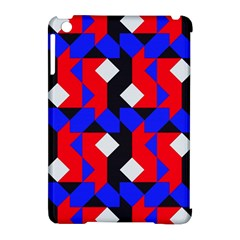 Pattern Abstract Artwork Apple Ipad Mini Hardshell Case (compatible With Smart Cover) by Nexatart