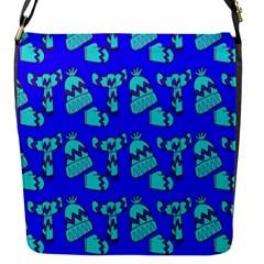 Winter Flap Messenger Bag (s) by Nexatart