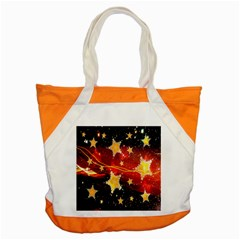 Holiday Space Accent Tote Bag by Nexatart