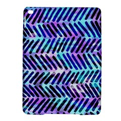 Blue Tribal Chevrons  Ipad Air 2 Hardshell Cases by KirstenStar