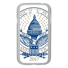 Presidential Inauguration USA Republican President Trump Pence 2017 Logo Samsung Galaxy Grand DUOS I9082 Case (White) by yoursparklingshop