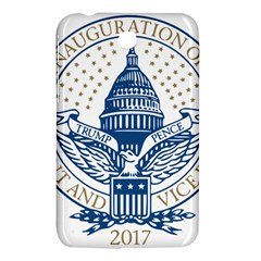 Presidential Inauguration USA Republican President Trump Pence 2017 Logo Samsung Galaxy Tab 3 (7 ) P3200 Hardshell Case  by yoursparklingshop