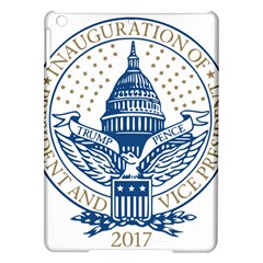 Presidential Inauguration USA Republican President Trump Pence 2017 Logo iPad Air Hardshell Cases by yoursparklingshop