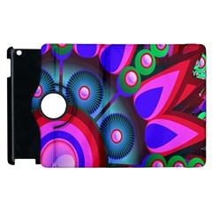 Abstract Digital Art  Apple Ipad 3/4 Flip 360 Case by Nexatart