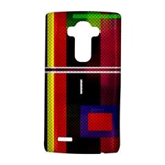 Abstract Art Geometric Background LG G4 Hardshell Case
