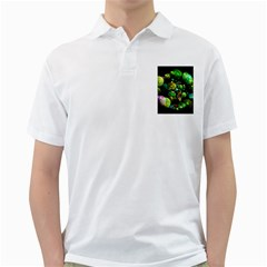 Abstract Balls Color About Golf Shirts by Nexatart