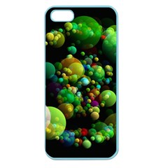 Abstract Balls Color About Apple Seamless Iphone 5 Case (color) by Nexatart