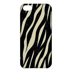 Skin3 Black Marble & Beige Linen Apple Iphone 5c Hardshell Case by trendistuff