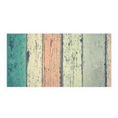 Abstract Board Construction Panel Satin Wrap by Nexatart
