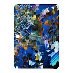 Abstract Farm Digital Art Samsung Galaxy Tab Pro 12.2 Hardshell Case by Nexatart