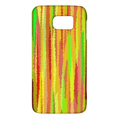 Paint Traces                                                			samsung Galaxy S6 Hardshell Case by LalyLauraFLM