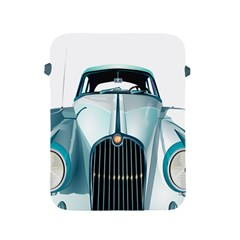Oldtimer Car Vintage Automobile Apple iPad 2/3/4 Protective Soft Cases
