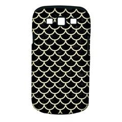 SCA1 BK-MRBL BG-LIN Samsung Galaxy S III Classic Hardshell Case (PC+Silicone) by trendistuff