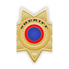 Sheriff S Star Sheriff Star Chief Memory Card Reader by Nexatart