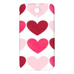 Valentine S Day Hearts Samsung Galaxy Mega I9200 Hardshell Back Case by Nexatart