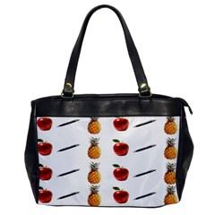 Ppap Pen Pineapple Apple Pen Office Handbags by Nexatart