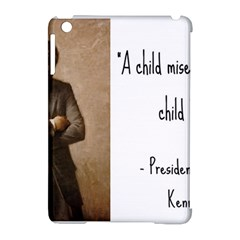 A Child Is Miseducated    Apple Ipad Mini Hardshell Case (compatible With Smart Cover) by athenastemple