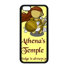 Athena s Temple Apple Iphone 5c Seamless Case (black) by athenastemple