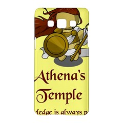 Athena s Temple Samsung Galaxy A5 Hardshell Case  by athenastemple