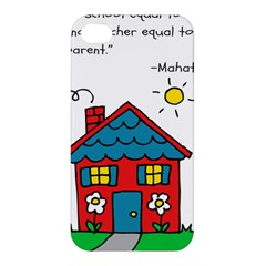 No School Greater    Apple Iphone 4/4s Hardshell Case by athenastemple
