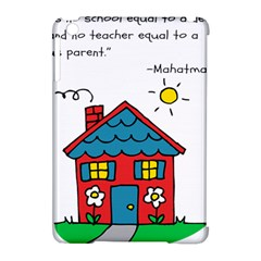 No School Greater    Apple Ipad Mini Hardshell Case (compatible With Smart Cover) by athenastemple