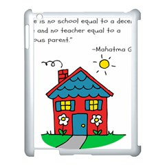 No School Greater    Apple Ipad 3/4 Case (white) by athenastemple