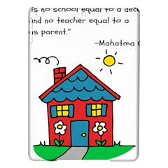 No School Greater    Ipad Air Hardshell Cases by athenastemple