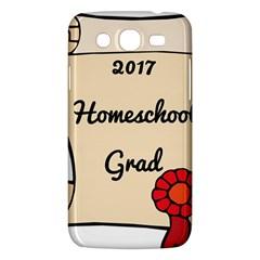 2017 Homeschool Grad! Samsung Galaxy Mega 5.8 I9152 Hardshell Case