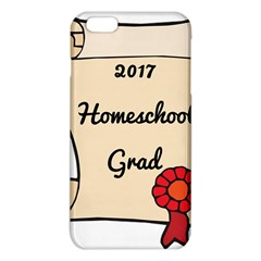 2017 Homeschool Grad! Iphone 6 Plus/6s Plus Tpu Case by athenastemple