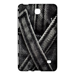 Backdrop Belt Black Casual Closeup Samsung Galaxy Tab 4 (8 ) Hardshell Case  by Nexatart