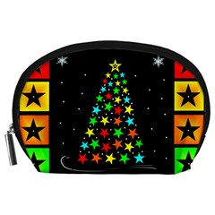 Christmas Time Accessory Pouches (large)