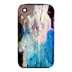 Peelingpaint Iphone 3s/3gs by theunrulyartist
